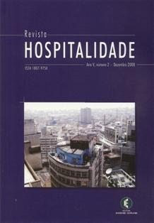 Hospitalidade, Ano V, No 2, Dezembro 2008