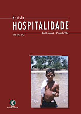 Revista Hospitalidade, Ano III, número 2