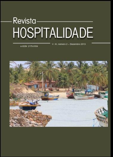 """A foto nas edições da Revista Hospitalidade é escolhida entre aquelas premiadas no Concurso de Fotografias """"Um olhar sobre Hospitalidade"""", promovido pelo Programa de Mestrado em Hospitalidade da Universidade Anhembi Morumbi."""